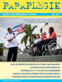 Paraplegik št. 125 - junij 2011