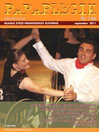 Paraplegik št. 126 - september 2011