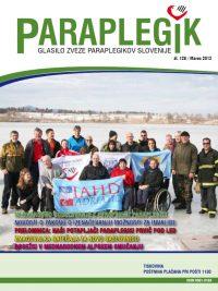 Paraplegik št. 128 - marec 2012