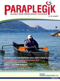 Paraplegik št. 129 - junij 2012