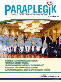 Paraplegik št. 130 - oktober 2012