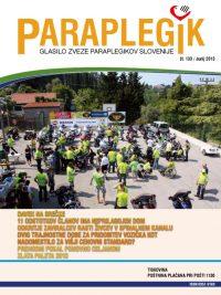 Paraplegik št. 133 - junij 2013