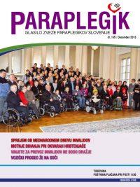 Paraplegik št. 135 - december 2013