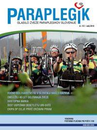 Paraplegik št. 137 - junij 2014