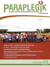 Paraplegik št. 138 - oktober 2014