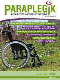Paraplegik št. 140 - marec 2015