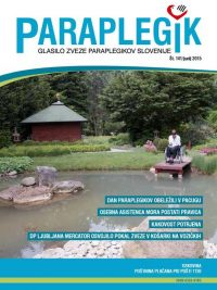 Paraplegik št. 141 - junij 2015