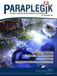 Paraplegik št. 143 - december 2015