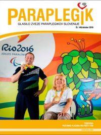 Paraplegik št. 146 - oktober 2016