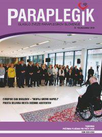Paraplegik št. 155 - december 2018