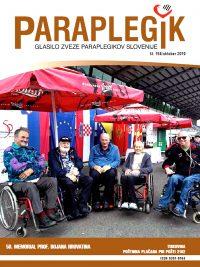 Paraplegik št. 158 - oktober 2019