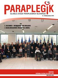 Paraplegik št. 159 - december 2019