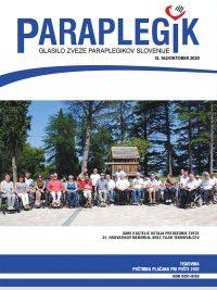 Paraplegik št. 162 - oktober 2020