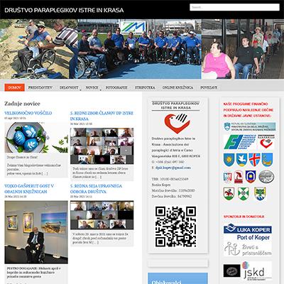 Društvo paraplegikov Istre in Krasa
